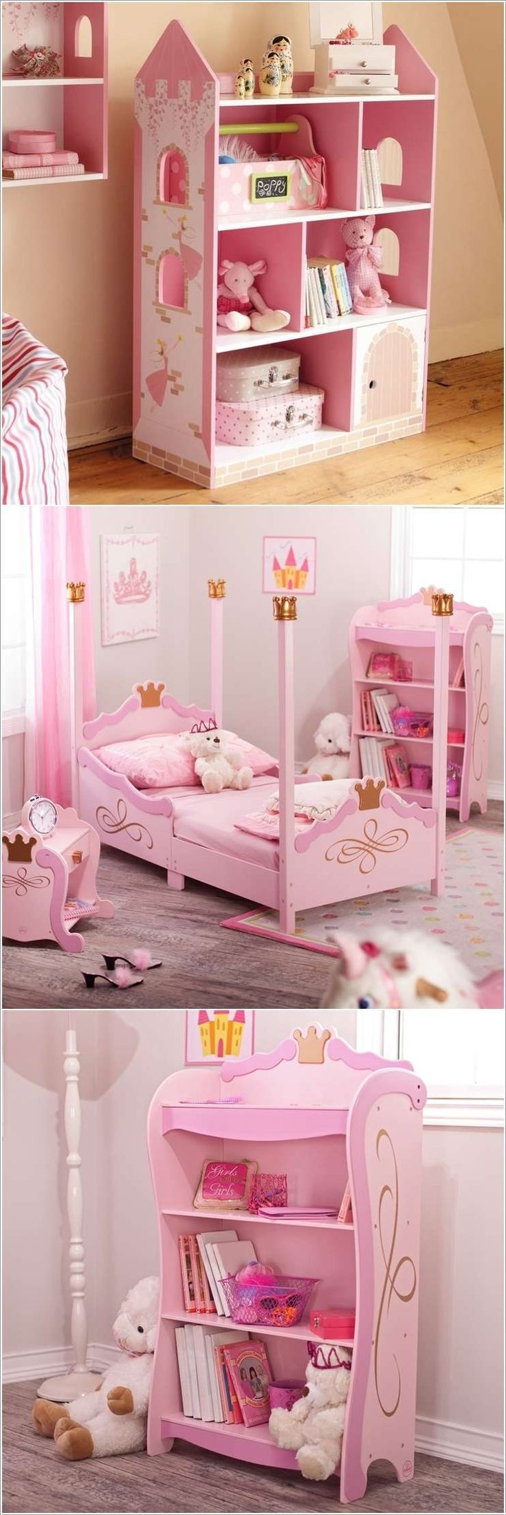 25+ best Girls princess room ideas on Pinterest | Princess room ...