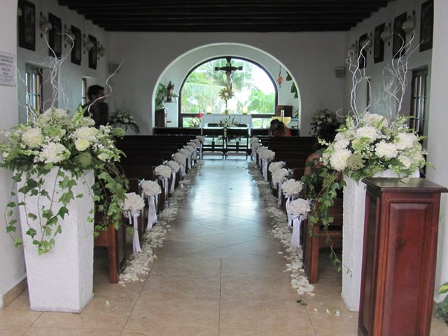 Jardin floreria decoracion de iglesias bodas for Decoracion de jardines para fiestas