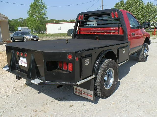 2004 Dodge Ram 3500 Flat Bed 4x4 For In Canton Tx From ...