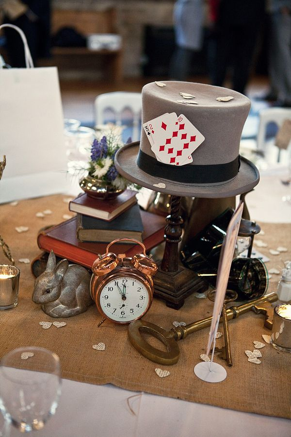 Jenny Packham and a 1970s Veil For A Mad Hatters Tea Party Inspired, Elegant London Wedding | Love My Dress® UK Wedding Blog