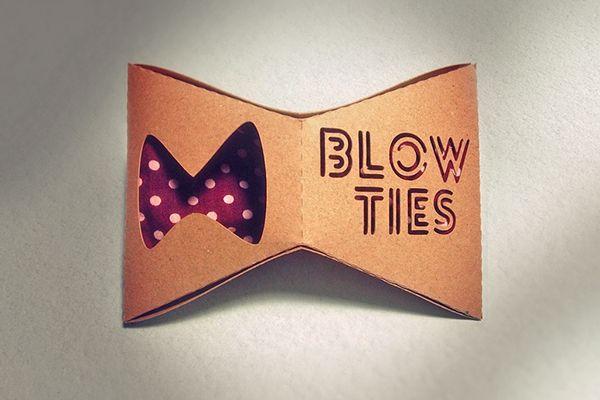 Blowties on Behance