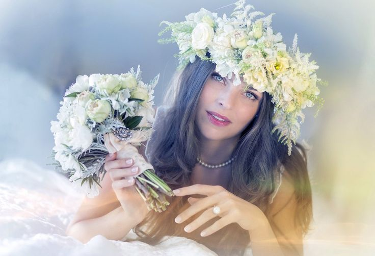 Букет невесты в Марбелье    Bride bouquet in Marbella    Ramo de novia en Marbella