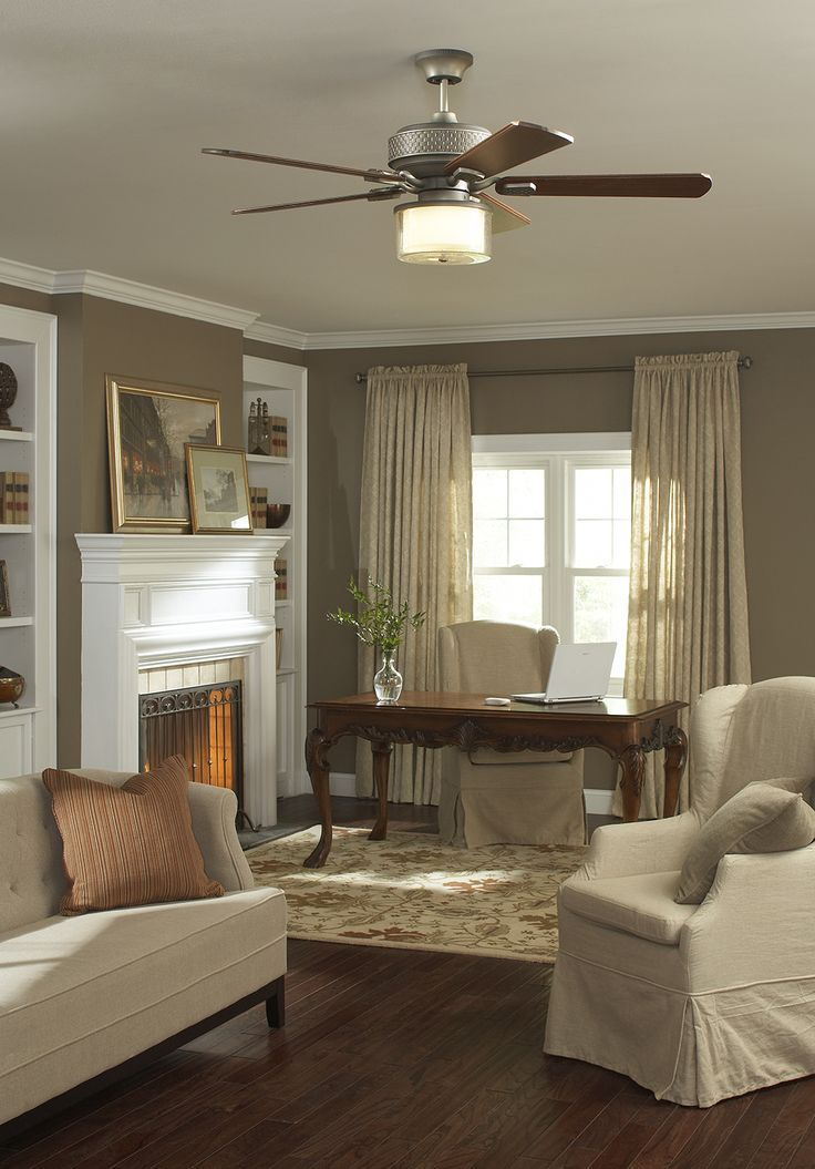 Elegant Hillsborough By The Monte Carlo Fan Company. Find This Pin And More On Living  Room Ceiling ...