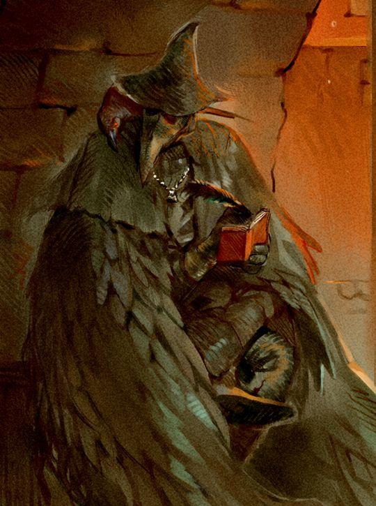 Raven Hunter, Bloodborne