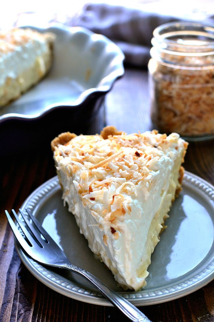 Caramel banana cream pie has a delicious graham cracker crust, a caramel layer, topped with banana pudding and whipped cream for a delicious twist on traditional banana cream pie!