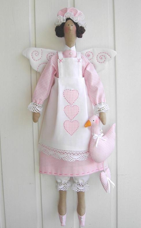 Love this Tilda doll