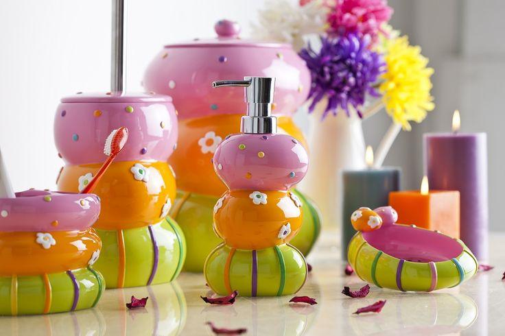 Roxy Banyo Seti  www.candia.com.tr