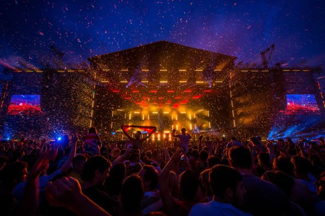 Win a pair of EDC UK 2014 tickets