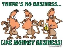 Monkey Business shirtBusiness Shirts, Monkeys Business