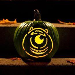 50 Free Printable Halloween Pumpkin Carving Templates