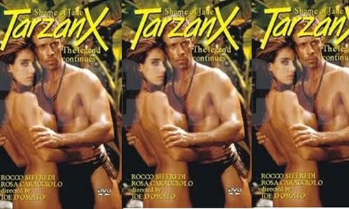 Tarzan-X Shame of Jane 1995 Full Movie DVDRip
