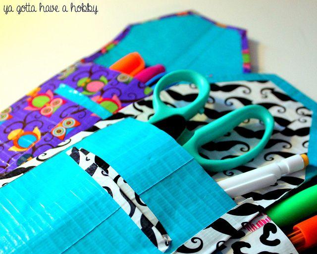 17 best images about kids crafts on pinterest bracelets for Super easy duct tape crafts