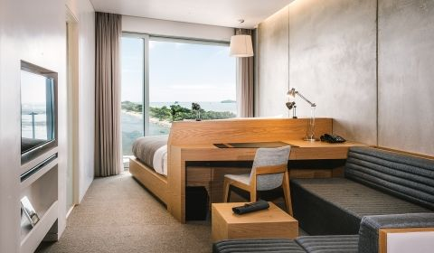nest hotel (Incheon, South Korea) | Design Hotels™