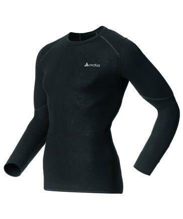 Herren Unterhemd SHIRT L/S CREW NECK X-WARM