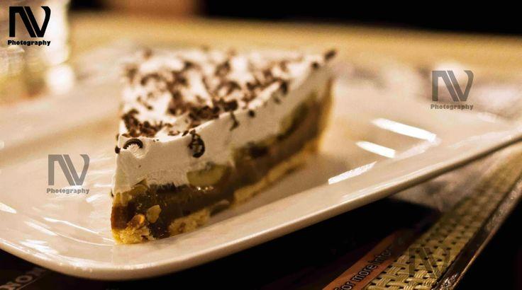 Banana Toffee Pie (Banoffee Pie)