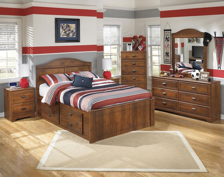 Barchan Full Bedroom Group by Signature Design by Ashley