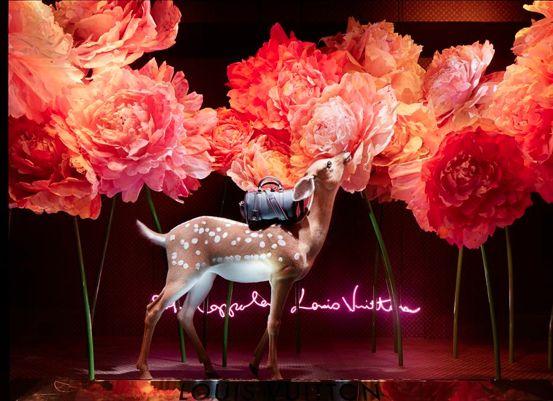 . Louis Vuitton & Sophia Coppola . Spring / Summer 2014 . Huggy Monster