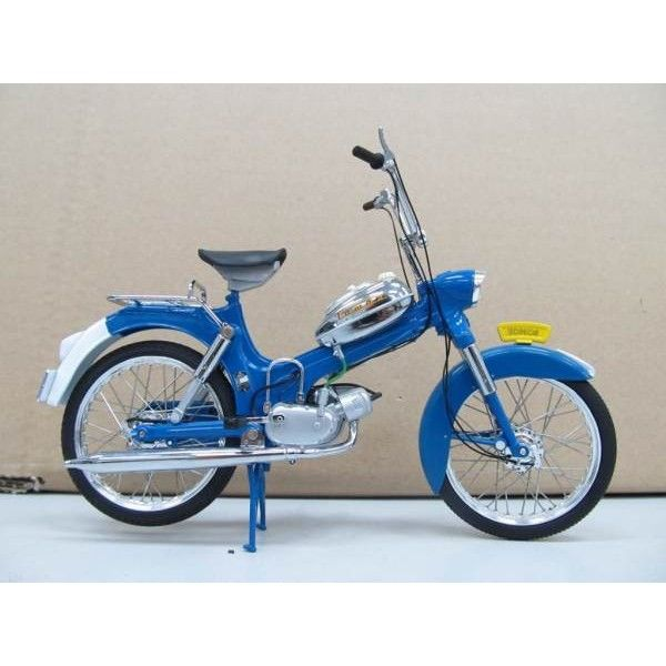 Tomos. My moped between 1969 and 1971