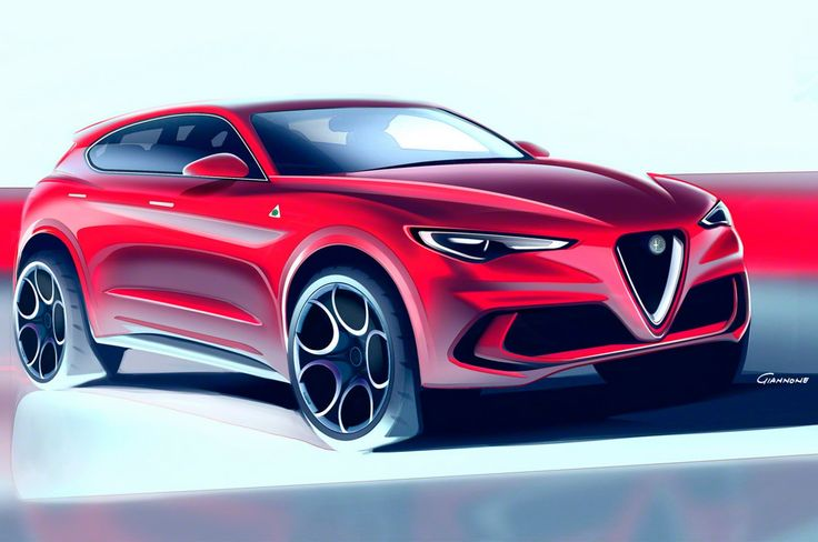 New Alfa Romeo Stelvio SUV Lands In LA With Giulia Styling