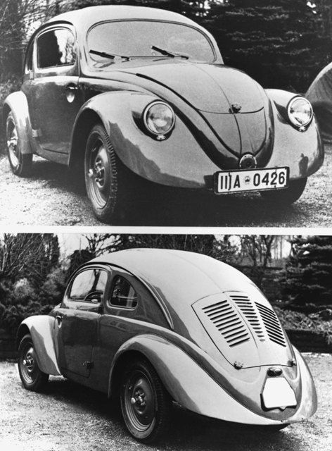 First Fusca VW
