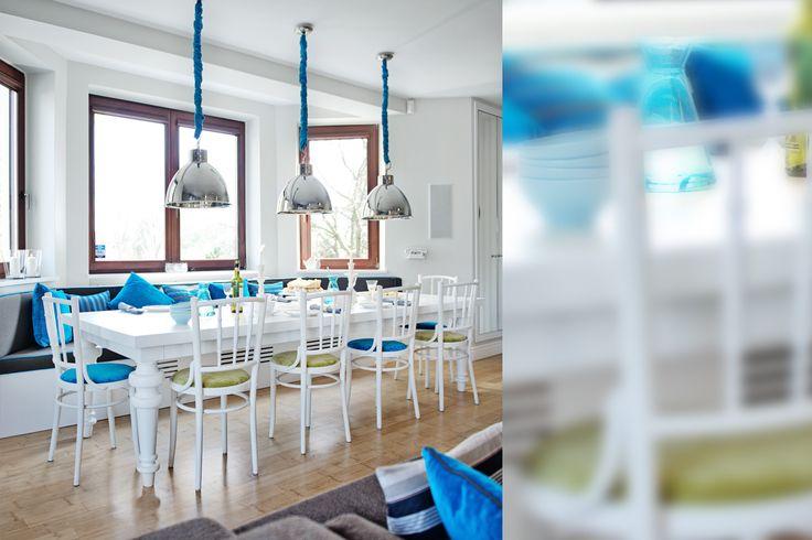 Jadalnia / Diningroom  www.annakoszela.pl