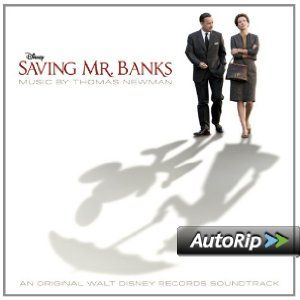 Saving Mr Banks OFFICIAL SOUNDTRACK  #christmas #gift #ideas #present #stocking #santa #music #records