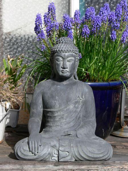"bali-Achats-Statue de Bouddha ""transportable"""