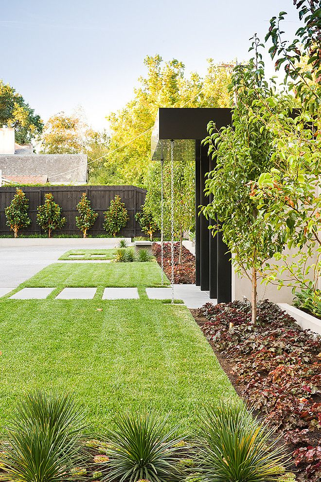 stylish garden design by COS | ADAMCHRISTOPHERDESIGN.CO.UK