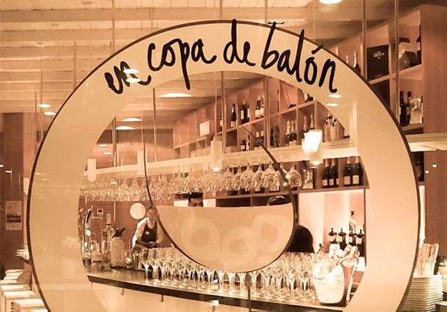 En Copa de Balón #Madrid #restaurantesenMadrid #terrazas #copas