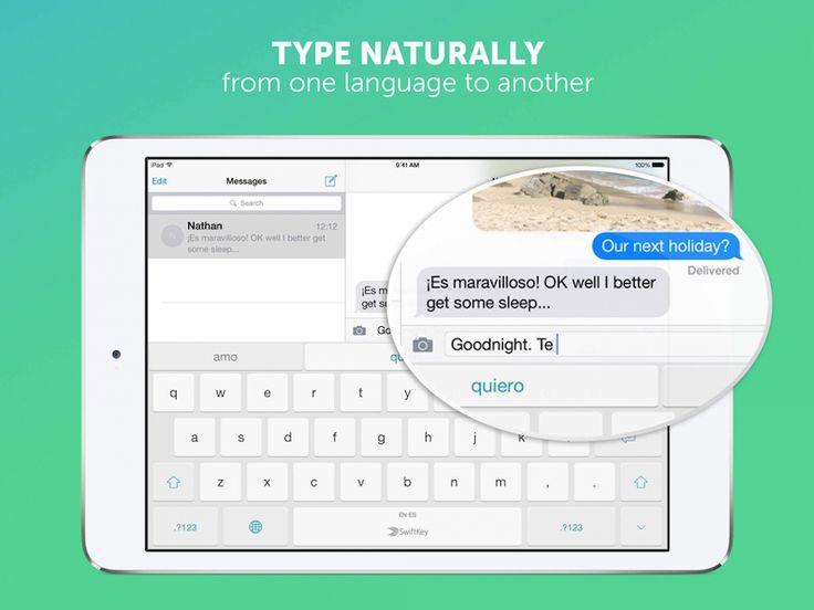 Nueva actualización del teclado SwiftKey para iOS con mejoras - http://www.actualidadiphone.com/2014/11/26/nueva-actualizacion-del-teclado-swiftkey-para-ios-con-mejoras/