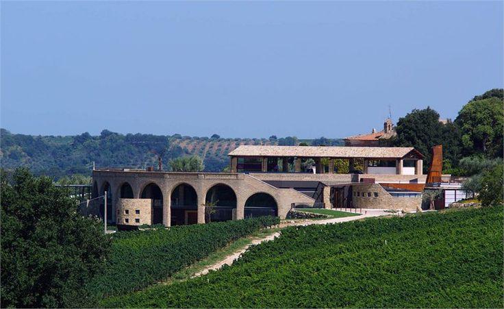 CANTINA NICOLA DI SIPIO RIPA TEATINA / Italy / 2012 by Architect Rocco Valentini