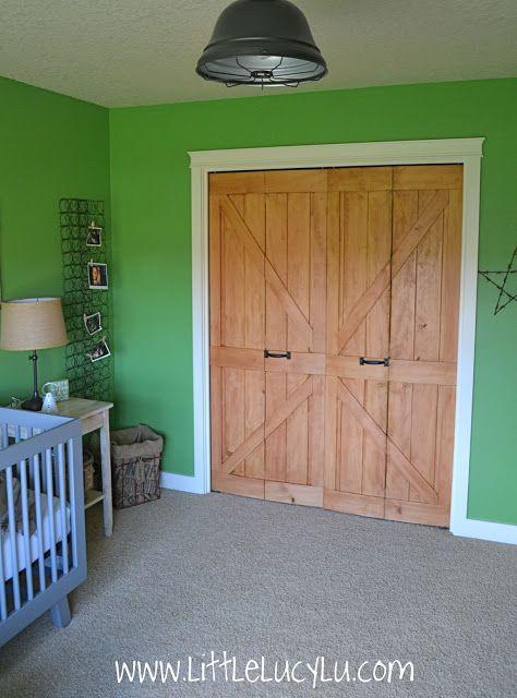 Closet Door Idea For Her Garden Theme Play Room I M
