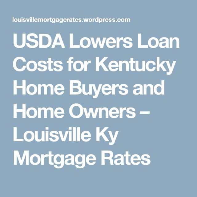 17 Best Images About Owensboro Kentucky Usda Fha Va Fannie
