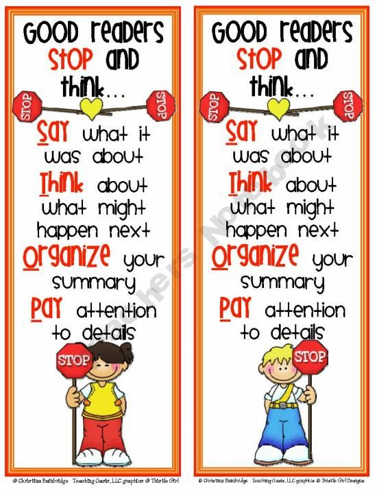 Great bookmark to increase reading comprehension: Teachersnotebook Com, Bainbridge S Shop, Teacher Notebook, Bookmarks Can, Reading Bookmarks, Reading Center, Products, Readers Bookmark