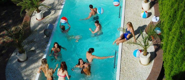zbawienny wpływ pływania