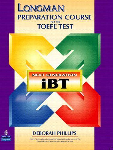الاعداد لامتحان التوفيل Longman Preparation Course for the TOEFL Test The Next Generation - اسطوانات تعليم اللغات وبرامج وكتب تعليم اللغات