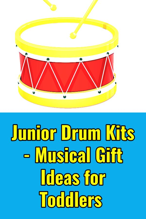 Drum Sets For Toddlers Best Junior Drum Kits Gifts Pinterest