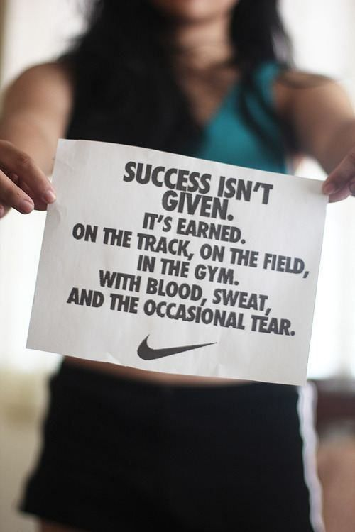 The Best Nike Motivation Posters - Motivate Yourself, Just Do It -