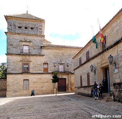 marques de mancera ubeda | Úbeda, Guía Jaén España.