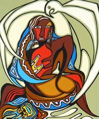 As one of the first galleries of its kind, the Bearclaw Gallery has made a significant contribution to the development and promotion of Canadian First Nations artists and First Nations art from the many Aboriginal cultures across Canada.  The Bearclaw Gallery is located in the gallery district in Edmonton, Alberta, Canada and is an active member of Edmonton's Gallery Walk Association.
