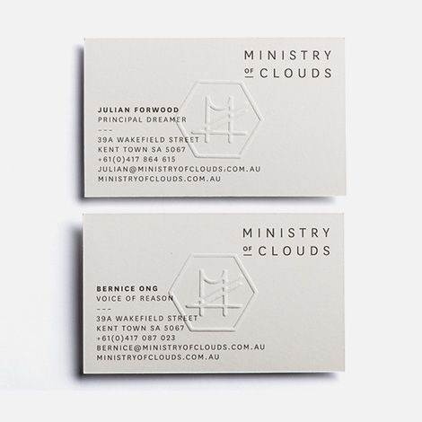 Parallax: Ministry of Clouds | S I M P L I C I T Y | @andrreac
