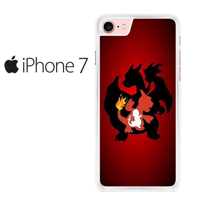 Charizard Evolution Iphone 7 Case