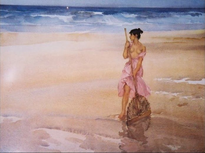Sir William Russell Flint William Russell Artist Art