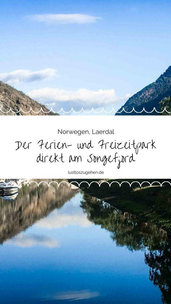 Ferien- und Freizeitpark in Laerdal, Norwegen