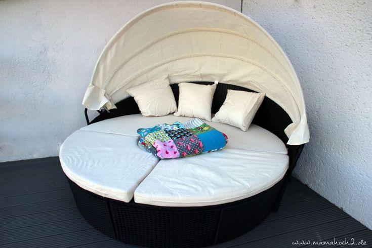 oltre 25 fantastiche idee su sonneninsel rattan su. Black Bedroom Furniture Sets. Home Design Ideas