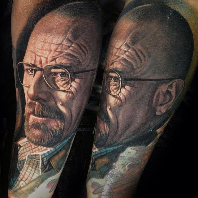 30 obsessive Breaking Bad tattoos