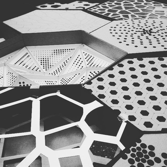 "Entrega final de la materia ""Diseñar y Fabricar"" Universidad Piloto / Final submission of ""Diseñar y Fabricar"" at Universidad Piloto  #Pseudorama #Tutoring #Docencia #DigitalFabrication #HexaGrid #Parametric #LaserCutting #DigitalEra #Education #AdvancedArchitecture #UniPiloto by pseudorama"
