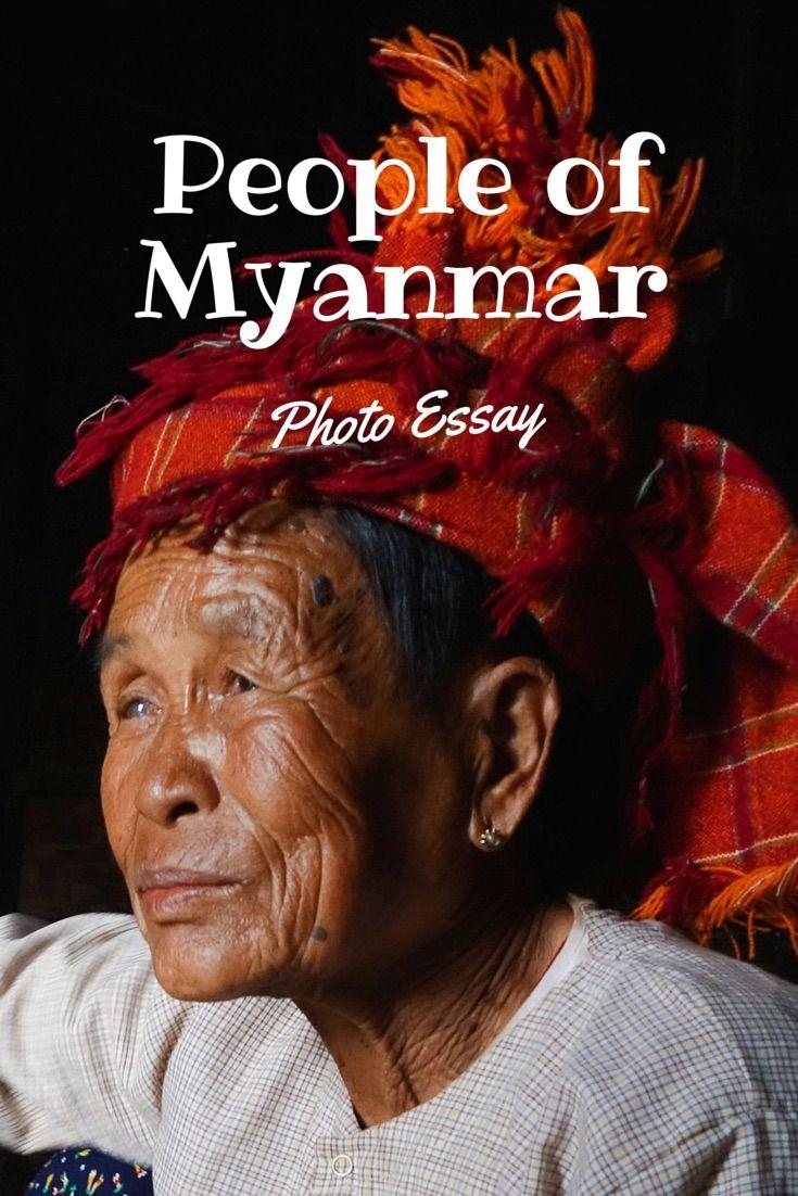 Beautiful myanmar essay