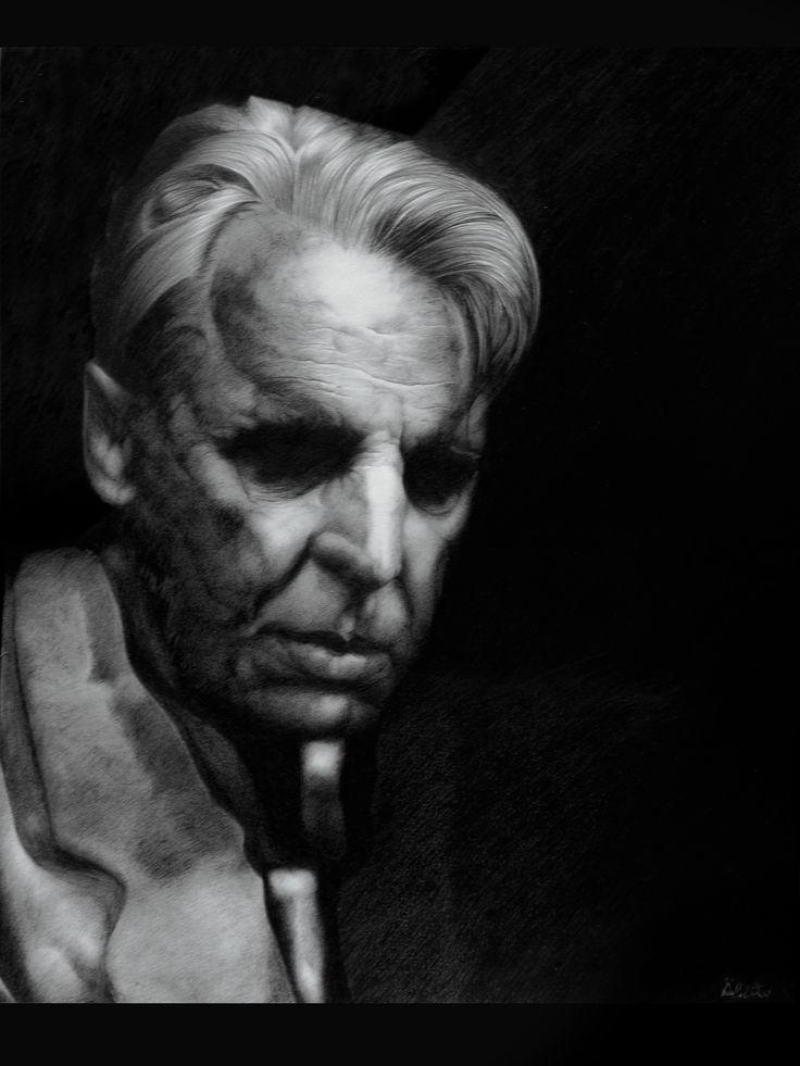 Portrait of a Man (pencil on paper)