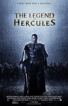 The Legend of Hercules (2014) poster, film, ulasan film, movies, movie review, action, ancient.
